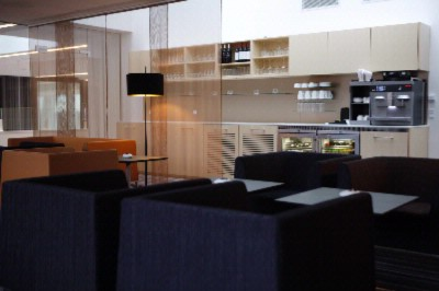 We Have An Exclusive Club Lounge Where Breakfast Snacks And Drinks Are Served 12 of 12