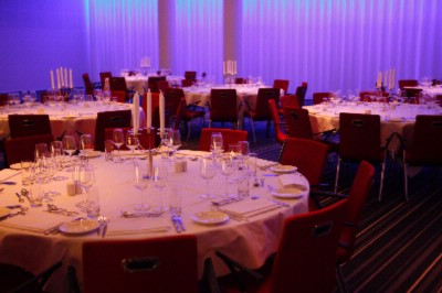 Our Ballroom Has Room For Up To 500 People In Banquet Seating 9 of 12