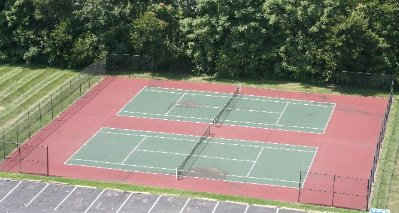 Tennis And Basketball Courts Onsite 9 of 10