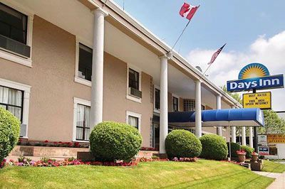 Image of Days Inn Vancouver Metro
