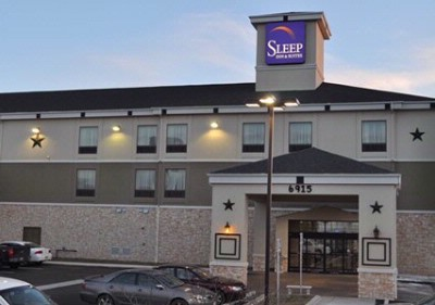 Sleep Inn & Suites West Medical Center 1 of 6
