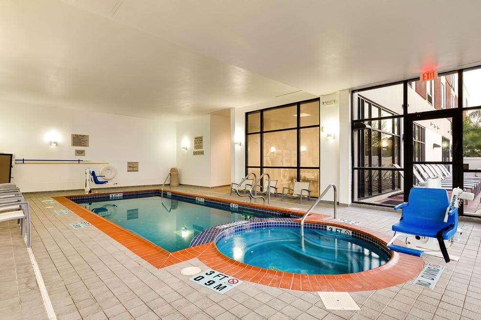 Indoor Pool 5 of 10
