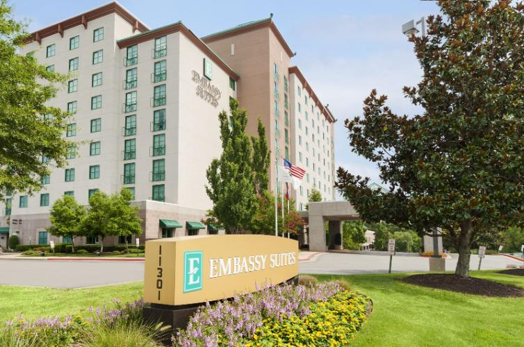 Image of Embassy Suites Little Rock