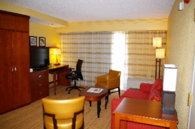 Suite Living Area 3 of 7