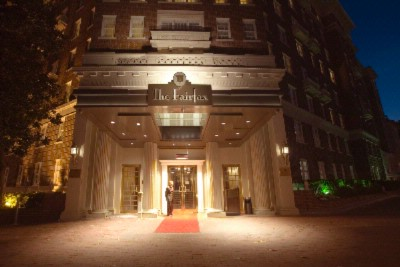 The Fairfax at Embassy Row Starwood Luxury Collect