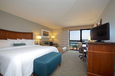 King Oceanfront Room W/ Balcony 4 of 12