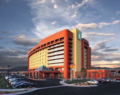 The Albuquerque Embassy Suites Hotel & Spa 1 of 3
