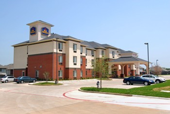 Best Western Lake Dallas Inn & Suites