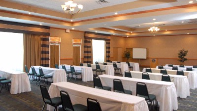 Banquet Hall Set Classroom Style 14 of 14