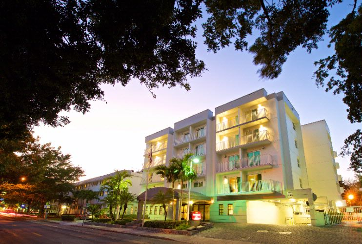 Residence Inn by Marriott Miami Coconut Grove 1 of 10
