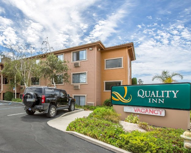 Image of Quality Inn Santa Ynez Valley