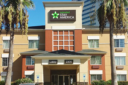 Extended Stay America Houston Galleria Uptown 1 of 12