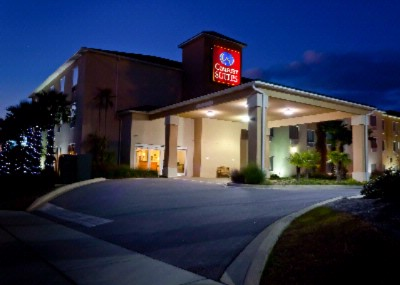 Image of Comfort Suites at Eglin Air Force Base