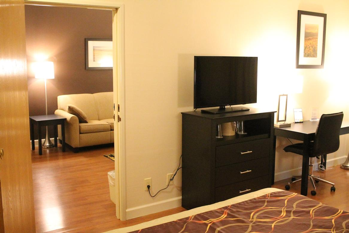 Our Two Room Suite 24 of 27