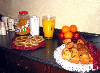 Continental Breakfast 4 of 11