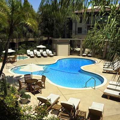 Doubletree By Hilton Hotel Claremont Claremont Ca 555 West Foothill 91711