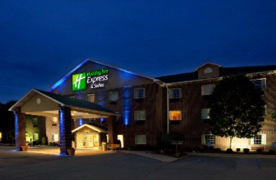 Holiday Inn Express Center Township 1 of 14