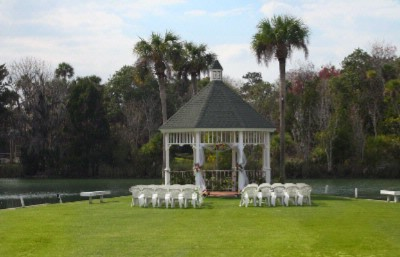 Gazebo Wedding 5 of 31