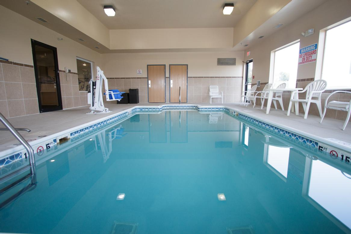 Our Indoor Heated Pool Is Available For You Year Round! 8 of 8