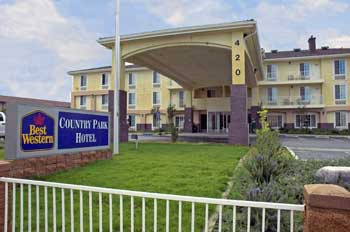 Image of Best Western Mountain Inn