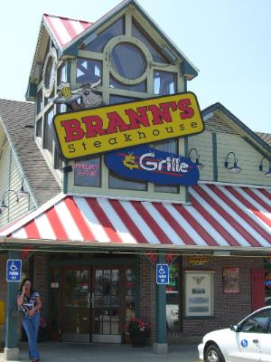 Brann\'s Steakhouse Adjacent To The Hotel 9 of 13
