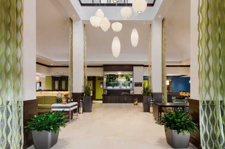 Our Comfortable Lobby With Many Gathering Spaces For Everyone To Meet 3 of 11