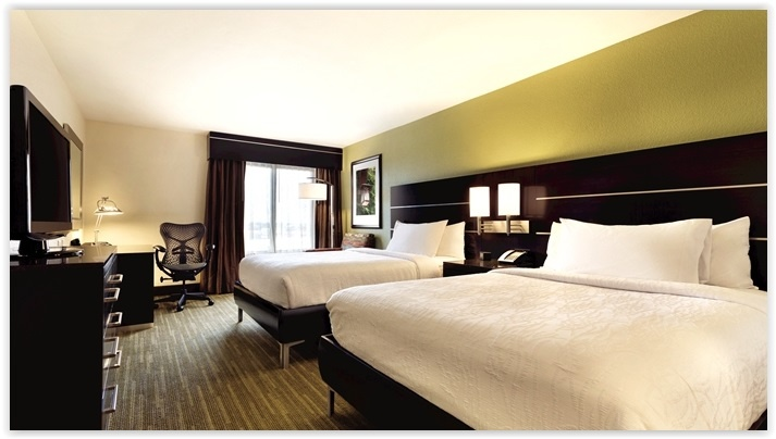 Our Spacious Double Queen Beds Means There Is Plenty Of Room For Everyone 5 of 14