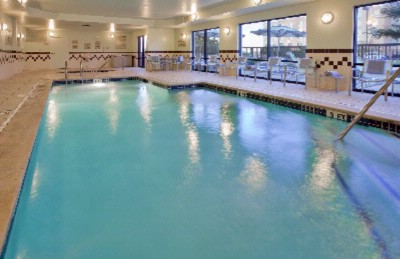 Indoor Pool & Spa 12 of 12