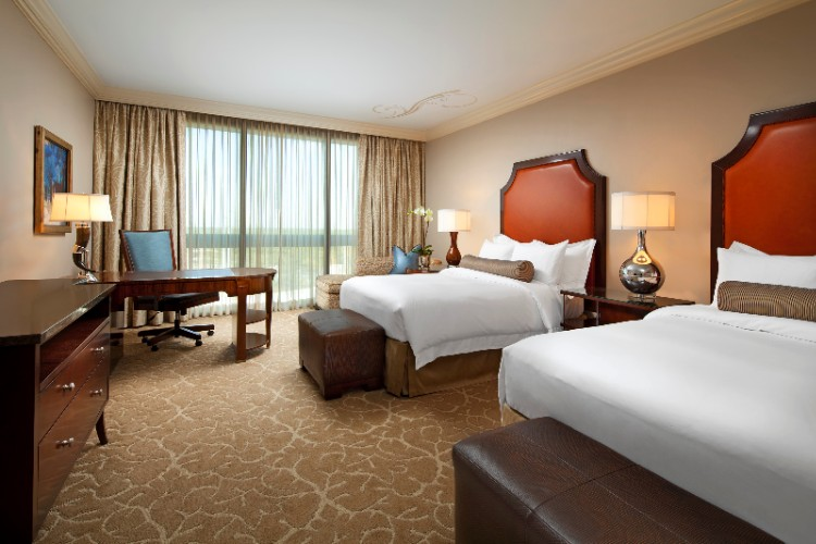 Str Houston Superior/deluxe Double Guestroom 9 of 31