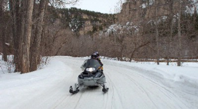 Snowmobiling 9 of 9