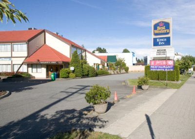 Image of Best Western Kings Inn Burnaby
