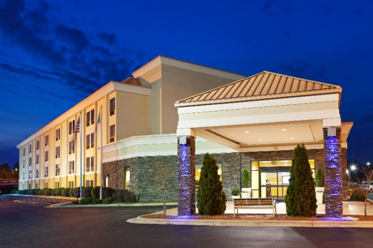 Holiday Inn Express Greensboro 1 of 11