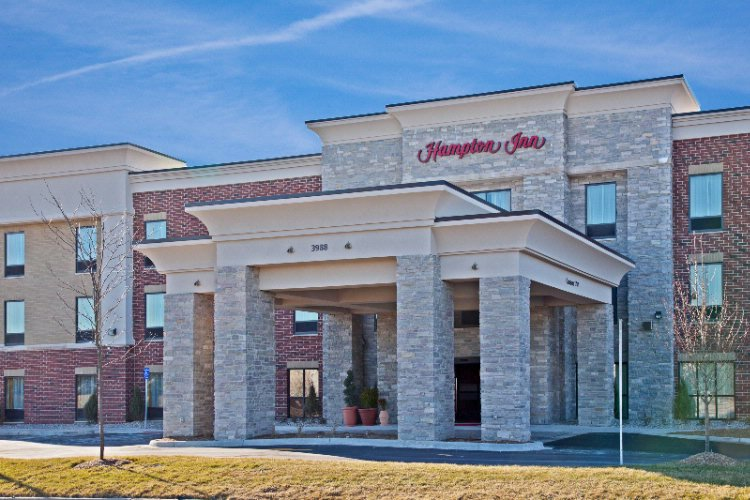 Hampton Inn Auburn Hills North 1 of 9