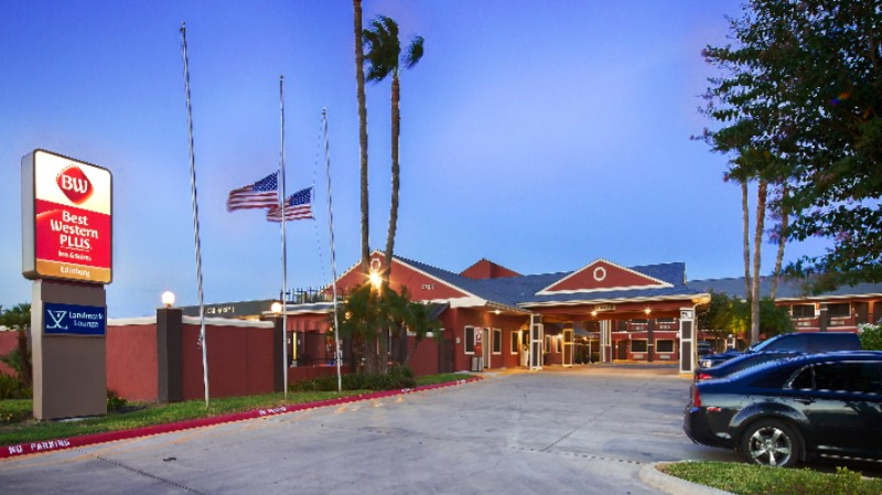 Image of Best Western Plus Edinburg Inn & Suites