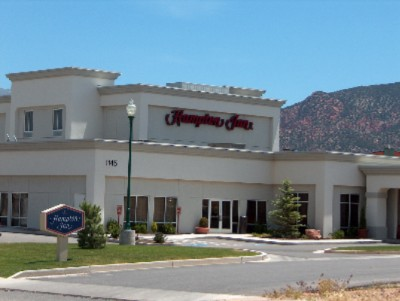 Cedar City Hampton Inn