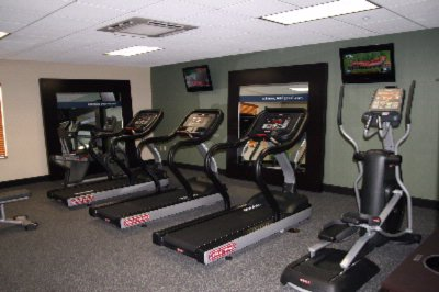 Our Fitness Center With Free Weights 3 of 7