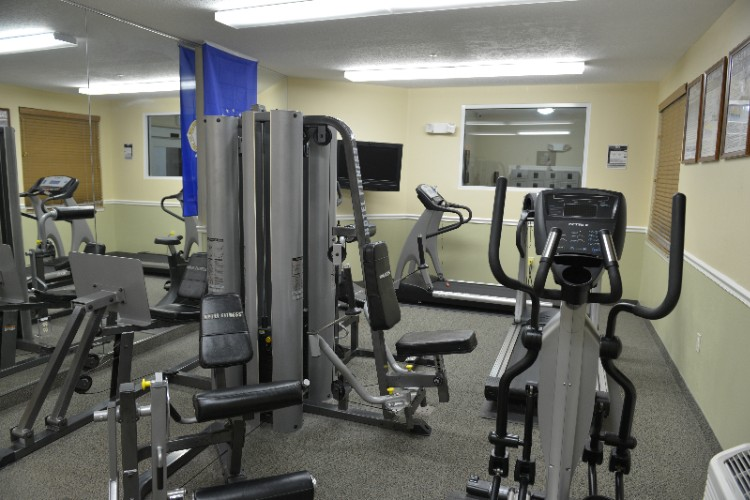 24 Hour Fitness Center 9 of 10