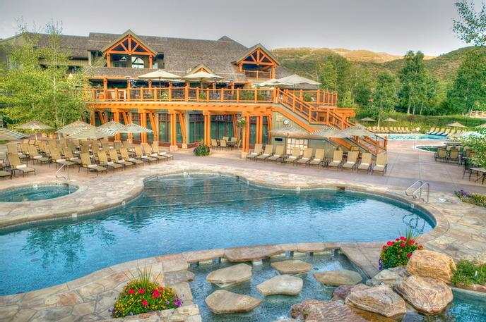 The Pool Complex At The Snowmass Club 7 of 11