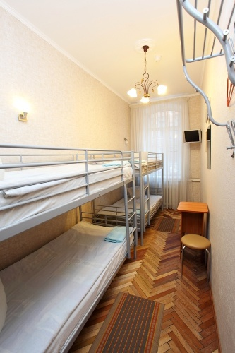4-Bedded Room With The Shared Facilities 11 of 17