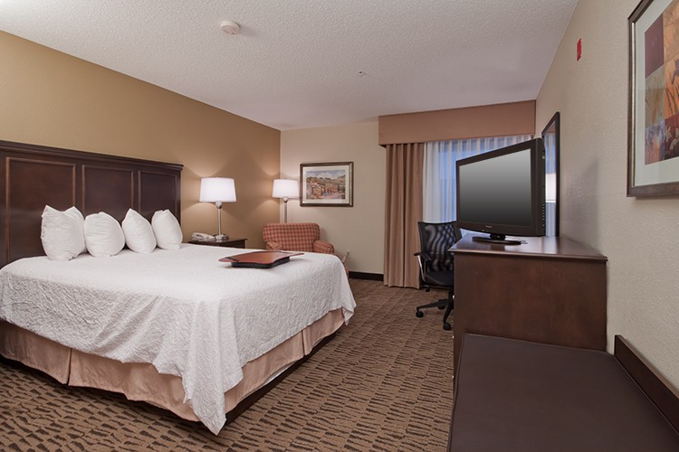 Image of Hampton Inn Jackson Mi