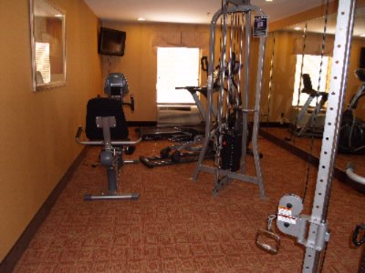 Fitness Room Open 6:00am-10:00pm 14 of 26