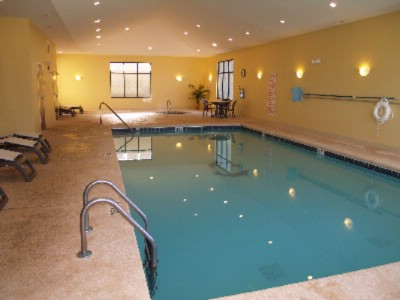 Indoor Pool Open Daily 8:00am-10:00pm 19 of 26