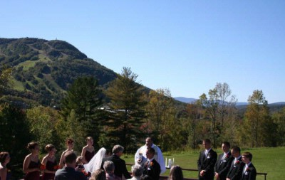 Outdoor Wedding At Scribner Hollow Lodge 12 of 16