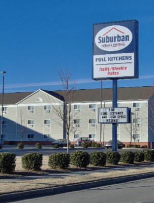 Suburban Extended Stay Hotel 3 of 3