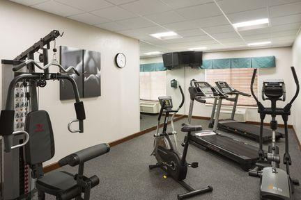 Get Your Workout In And Enjoy Our Work Out Room 6 of 16