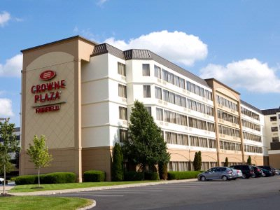 Welcome To The Crowne Plaza Fairfield 2 of 11