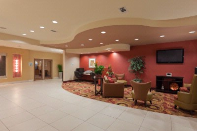 Enjoy Our Comfortable Lobby 4 of 10
