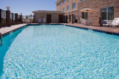 Cool Off Or Relax Beside Our Outdoor Salt Water Pool 10 of 10