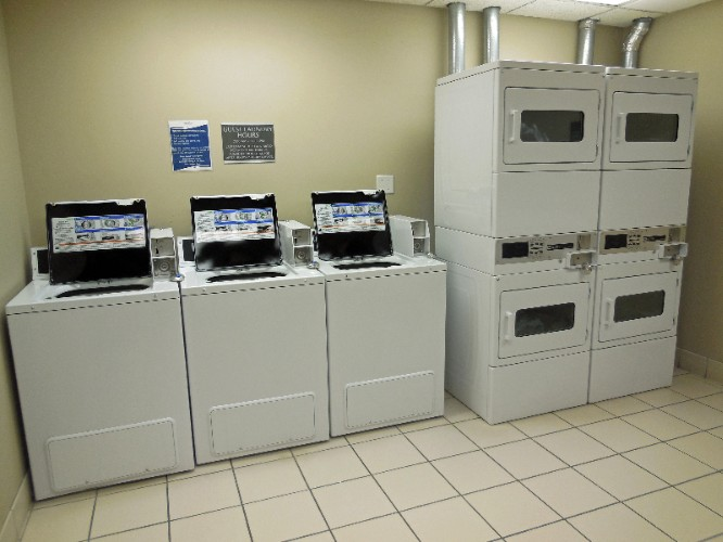 Coin-Operated Laundry Facilities 13 of 28
