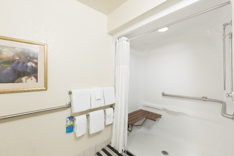 Bathroom In Accessible Suites 20 of 28